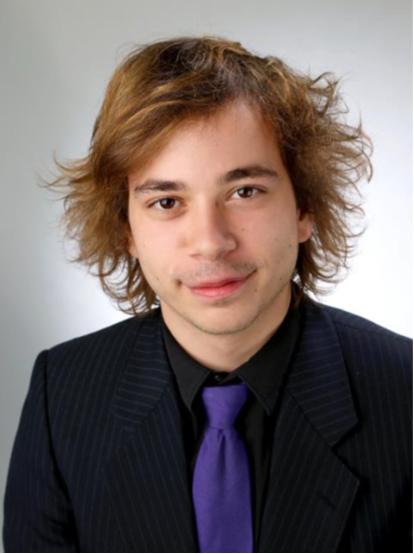 Porträt Benjamin Schnetzer