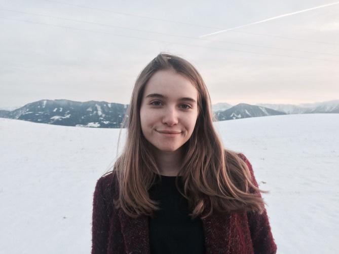 Porträt Elena Marko