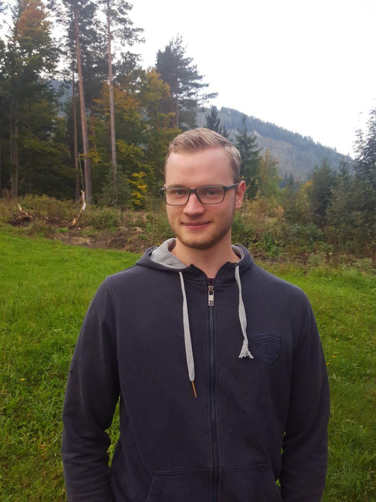 Porträt Florian Vorraber