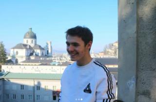 Porträt Julian Kroske